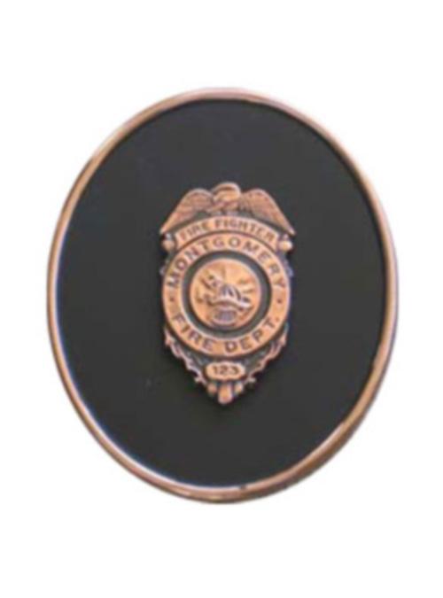 Traditional Badge